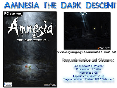 Amnesia The Dark Descent Espanol 1 Link Full