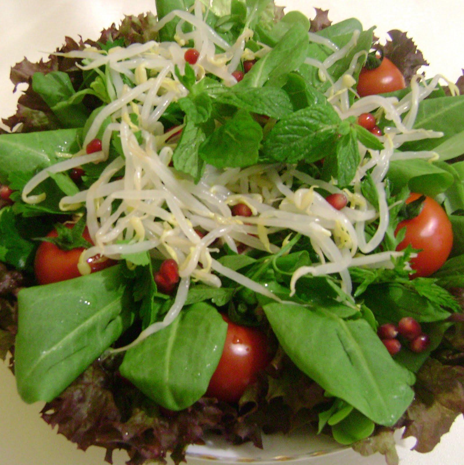 Kuzukulağı Salatası