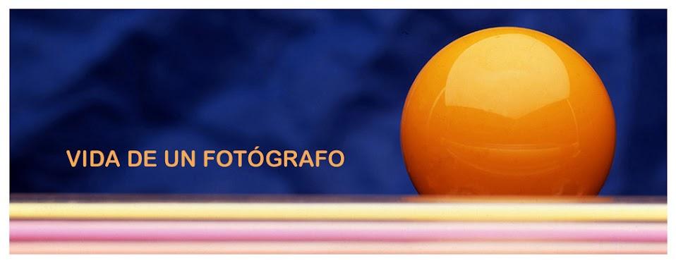 Vida de un fotografo