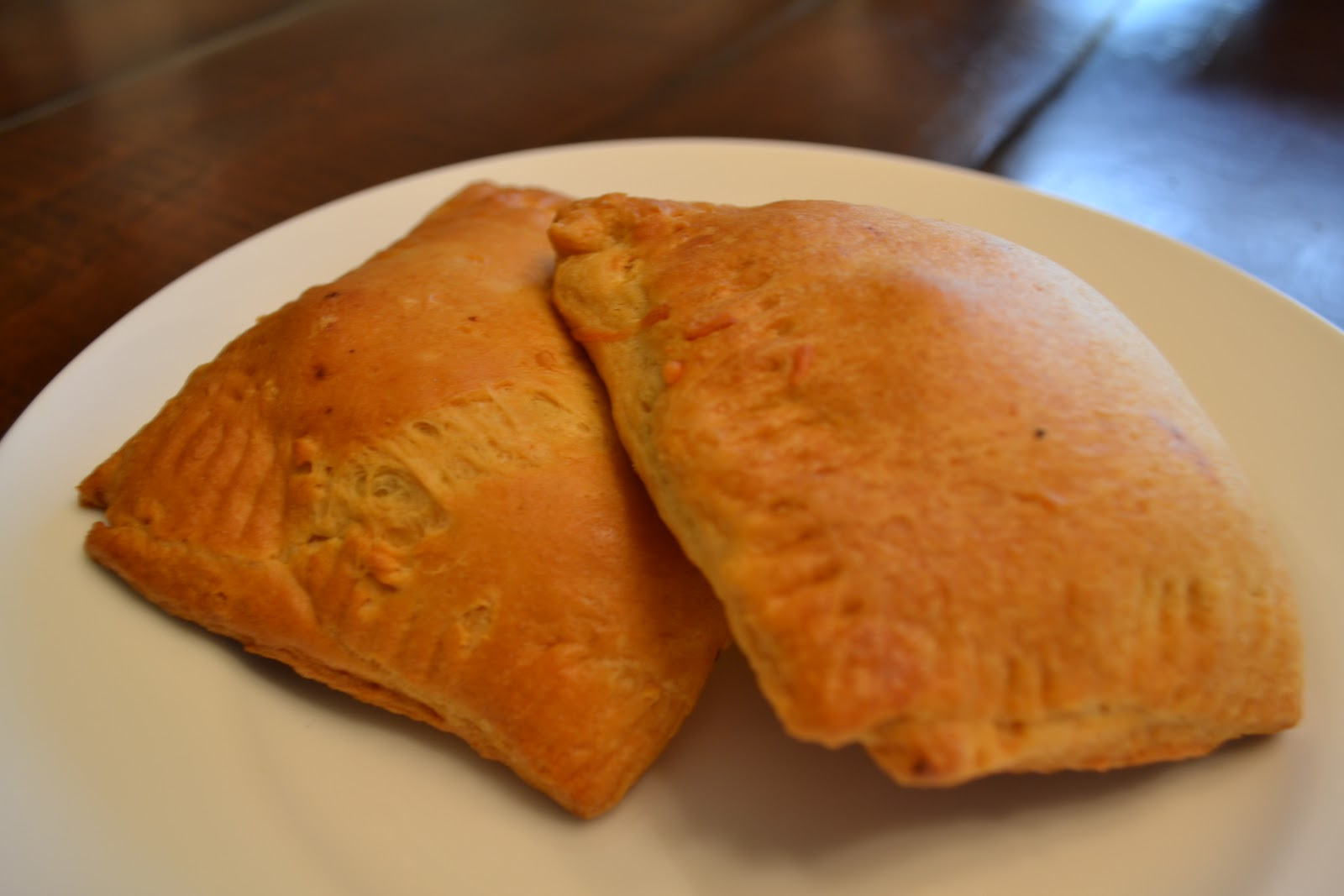 Roasted Vegetable Pot Pie Pockets Recipe | Easy Pot Pie Pockets