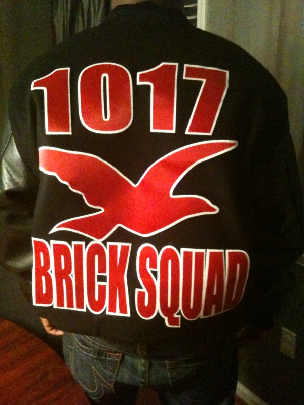 1017 brick squad. 1017 Brick Squad T-Shirt