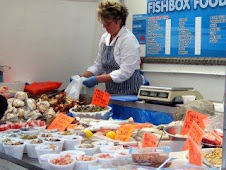 Fishbox Foods at Sheringham Market