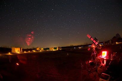 Comanche Springs Star Party