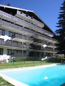 L'Androsace apartments, Argentiere