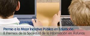 Premio a la Mejor Iniciativa Pública en Educación