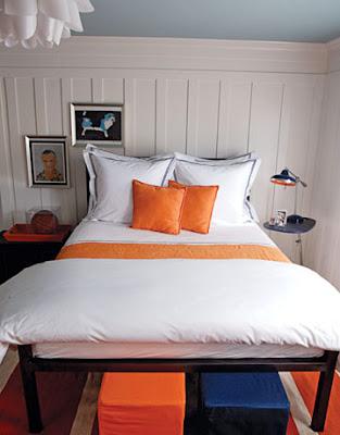 orange boys room boy room ideas