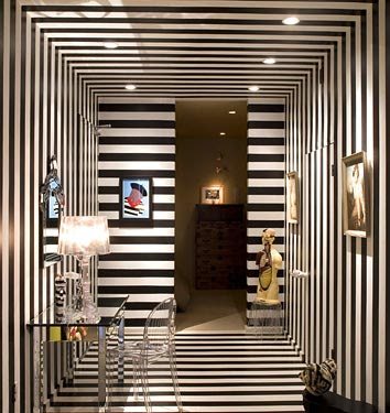 black and white art designs. Black and White Interior