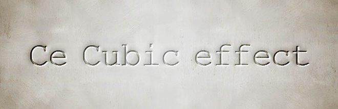!_Ce_Cubic effect