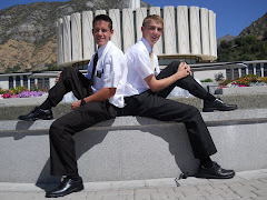 At the MTC in Provo