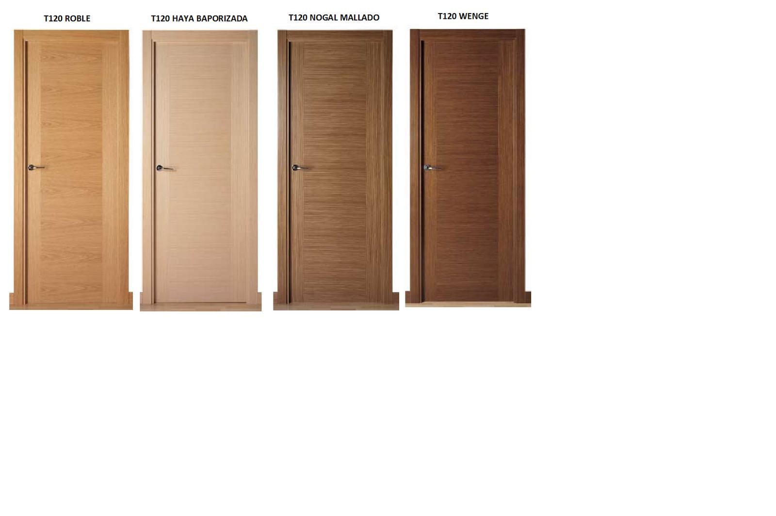 Puertas interior precios excellent leroy merlin coleccin for Puertas de madera exterior modernas precios
