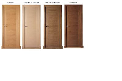 Puertas de interior y de paso baratas precios y ofertas - Puertas de madera economicas ...