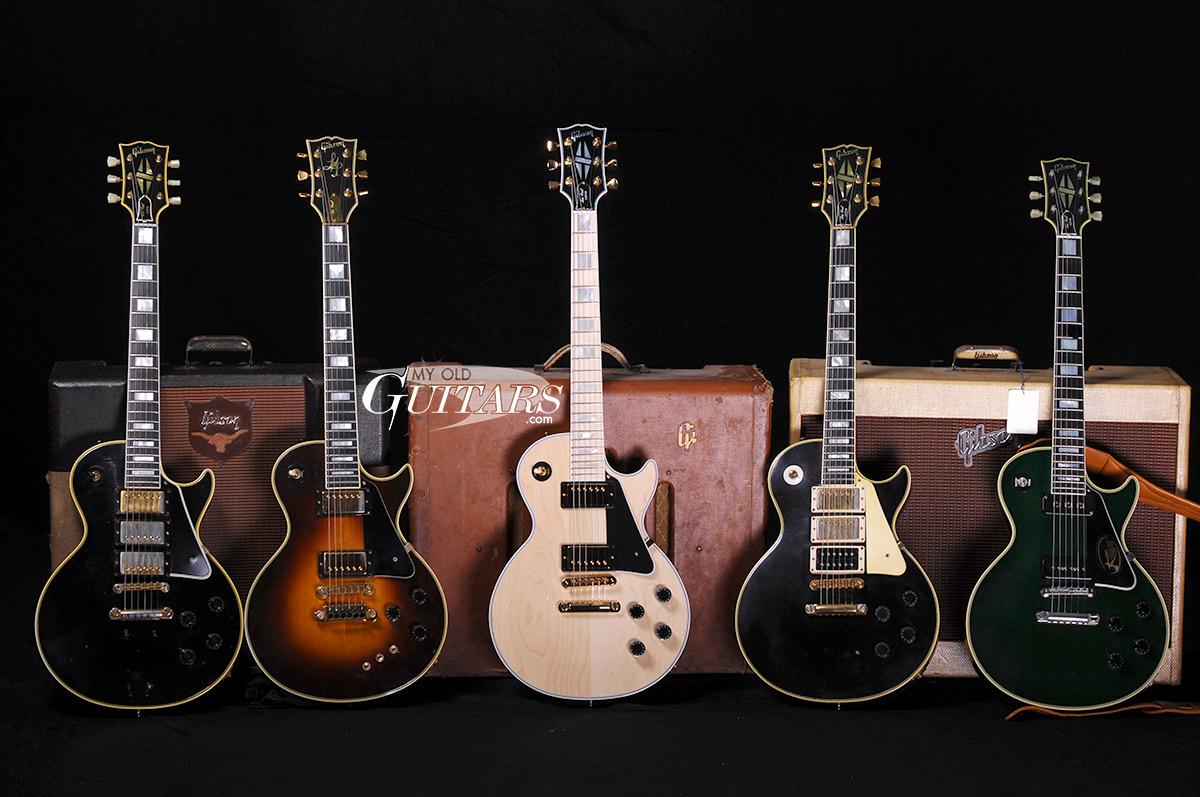 Gibson Les Paul Custom Le Blog De Jicé Captain Swing