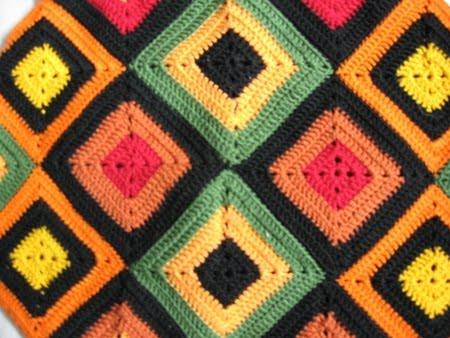 схема вязания крестиком