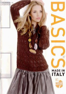 Basics №10 2010 Lana Grossa