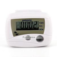 Pedômetro - Contador de passos, calorias e distância