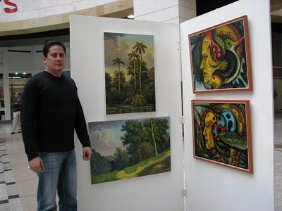 arte cubano en bogota