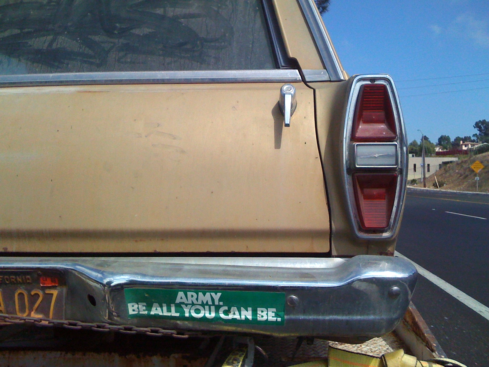 1970 Opel Rekord C Caravan Car ford country sedan