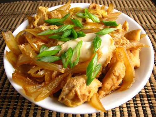 Oyakodon