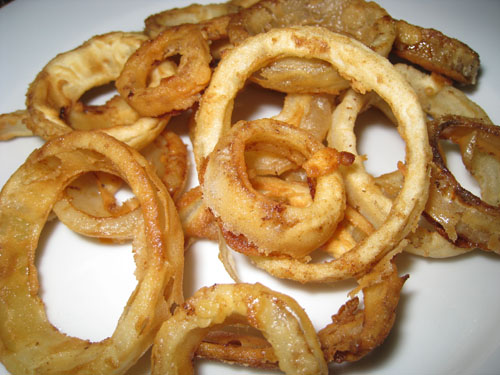 Onion Rings (French Fried Onions) on Closet Cooking