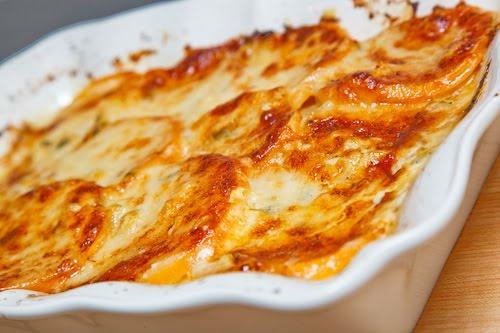 Rutabaga Gratin