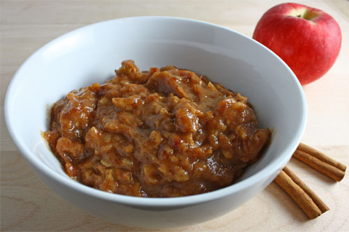 Roasted Apple Sauce on Closet Cooking