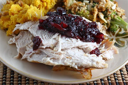 Roasted Turkey Breast Dinner