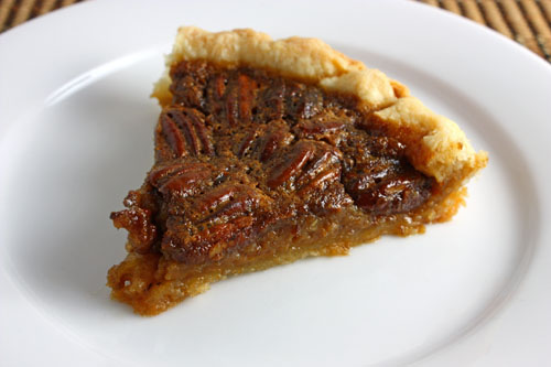 Maple Pecan Pie on Closet Cooking