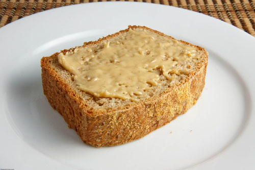 Maple Oat Bread with Maple Butter