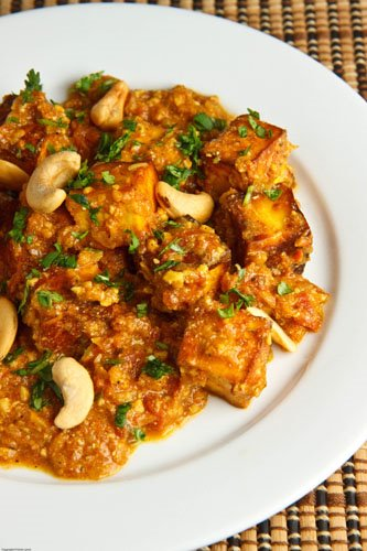 Butter Paneer Masala
