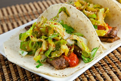 Korean Short Rib Tacos