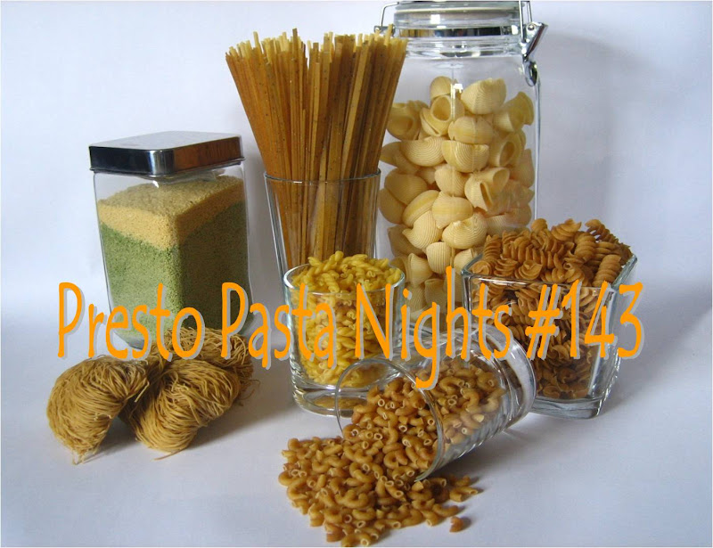 Presto Pasta Nights #143
