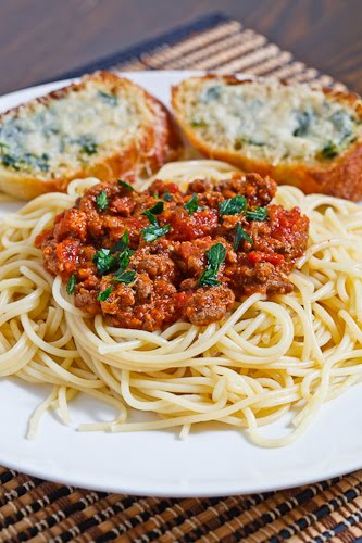 Spaghetti alla Bolognese