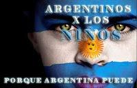 ARGENTINOS X LOS NIÑOS-Facebook