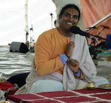 Yagna pour Bhu Devi, 1er jour