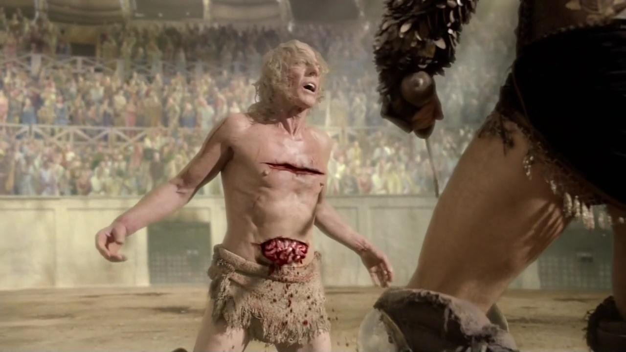 Spartacus: Blood and Sand ,spartacus máu và cát, spartacus season 1