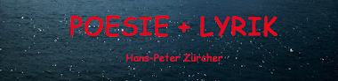 Poesie + Lyrik meine Homepage