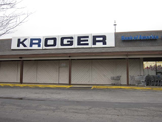 Sky City Retail History Vintage Kroger In Rainbow Plaza