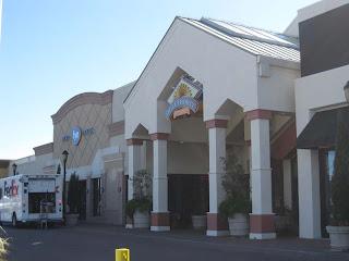 Savannah Mall Food Court Entrance