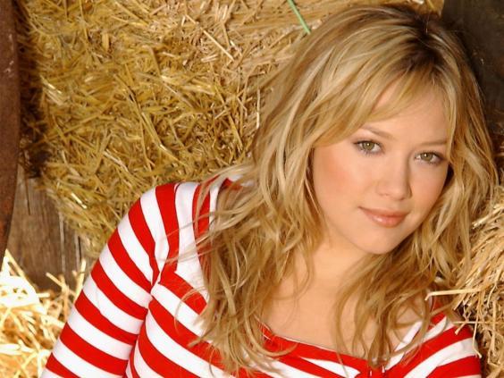 Hilary Duff wallpaper