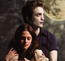 Edward and Bella with Full Moon.