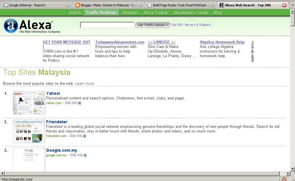 Malay porn site