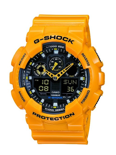 Casio G-Shock X-Large Combi timepiece
