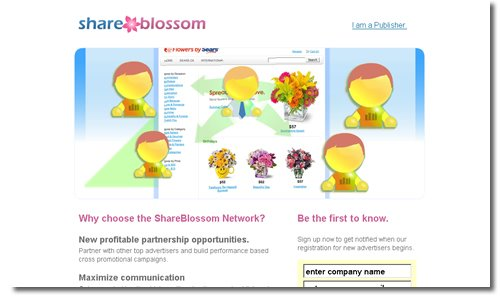 ShareBlossom, Internet Marketing, Affiliate Marketing