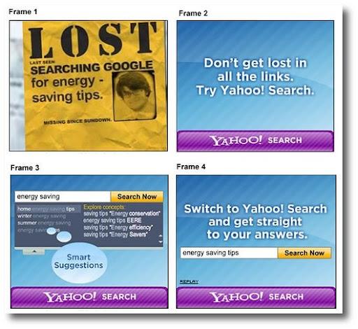 Yahoo Search! ads