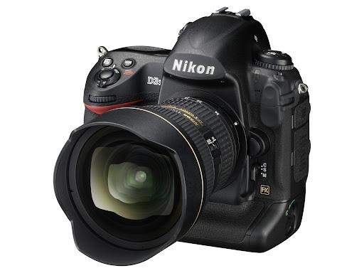 Nikon D3s - Front