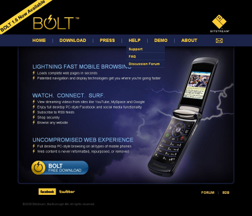 Download BOLT 1.6