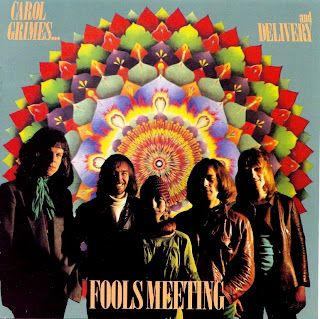 CAROL GRIMES & DELIVERY - FOOLS MEETING (B&C 1970)  Korean limited original cover art digipack reissue