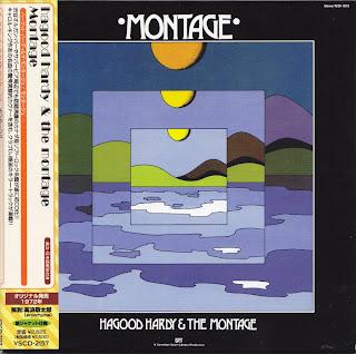 HAGOOD HARDY & THE MONTAGE - MONTAGE (GRT 1970) Jap/Kor mastering cardboard sleeve