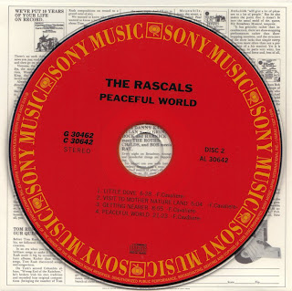 Rascals, The - Peaceful World