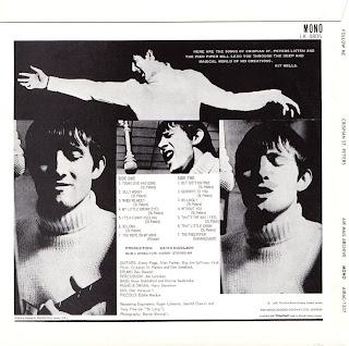 CRISPIAN ST PETERS - FOLLOW ME... (DECCA 1966) Jap mastering cardboard sleeve + 15 bonus